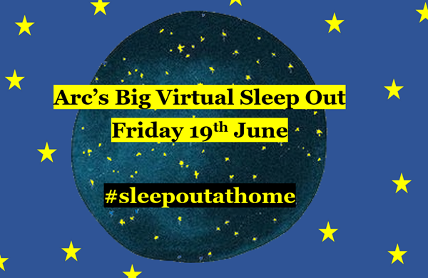 Arc's Virtual Sleep Out